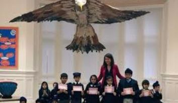 Falcons Primary soars from 34 pupils to over 100